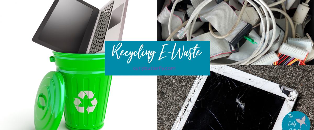 Easy Ideas for Recycling e-Waste